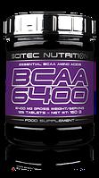 BCAA - Лейцин, Изолейцин, Валин Scitec Nutrition Bcaa 6400 125 tablets