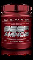 Аминокислотные комплексы Scitec Nutrition Beef aminos 200 tablets