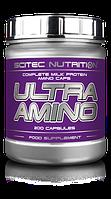 Аминокислотные комплексы Scitec Nutrition Ultra amino 500 capsules