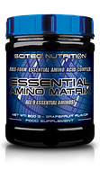 Аминокислотные комплексы Scitec Nutrition Essential amino matrix 300 g  pink limonade