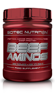 Аминокислотные комплексы Scitec Nutrition Beef aminos 500 tablets