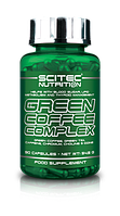 Кофеин Scitec Nutrition Green coffee complex 90 capsules