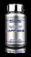 Кофеин Scitec Nutrition Caffeine 100 capsules
