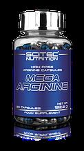 Аргинин Scitec Nutrition Mega arginine 140 capsules