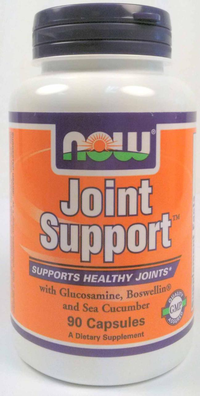 ДЛЯ СУСТАВОВ И СВЯЗОК NOW Joint Support  90 caps
