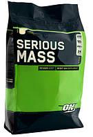 Гейнеры Optimum Nutrition Serious mass 5455 г Ваниль