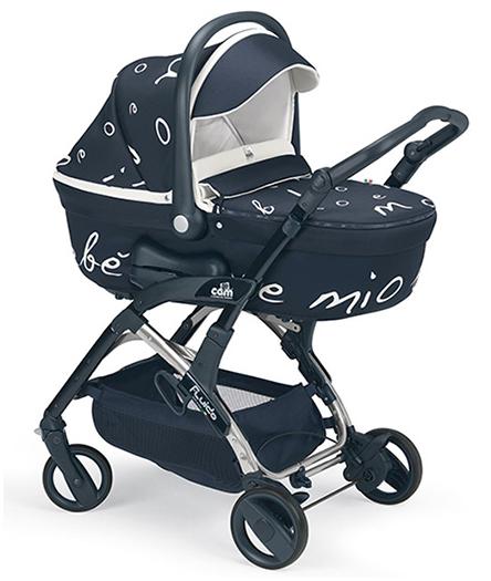 Универсальная коляска CAM Fluido Amore Mio 3 в 1 цвет 561