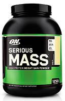 Гейнеры Optimum Nutrition Serious mass 2727 г Клубника
