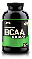 BCAA - Лейцин, Изолейцин, Валин Optimum Nutrition Bcaa 1000 caps 400 капс