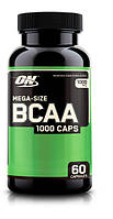 BCAA - Лейцин, Изолейцин, Валин Optimum Nutrition Bcaa 1000 caps 60 капс