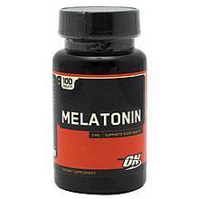 Мелатонин, гормон сна Optimum Nutrition Melatonin 100tab