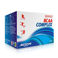 BCAA - Лейцин, Изолейцин, Валин Dynamic Development Bcaa complex 25 амп