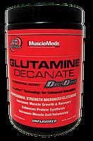 Глютамин MuscleMeds Glutamine decanate 300 г