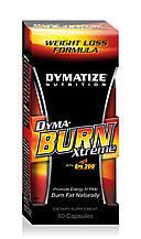Жиросжигатели, Термогеники Dymatize Dyma-burn xtreme with epx 60 капс
