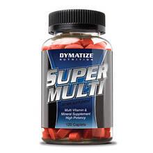 Витаминные и минеральные комплексы Dymatize Super multi 120 капс