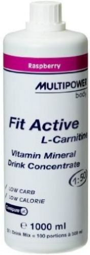 L-карнитин Multipower  Fit Active L-carnitine 1000мл