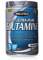 Глютамин MuscleTech 100% ultra-pure glutamine 300 г