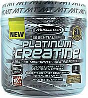 Креатин Моногидрат MuscleTech Platinum 100% Creatine  400 g