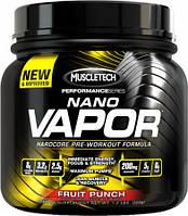 ПРЕДТРЕНИРОВОЧНЫЕ КОМПЛЕКСЫ MuscleTech Nano vapor performance 525 г  черника
