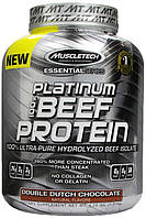 Протеин Говяжий Muscletech 100% Beef Protein 1.8 kg