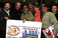 Team Salmo – Angler Ukraine – победители ЕРС-2010!