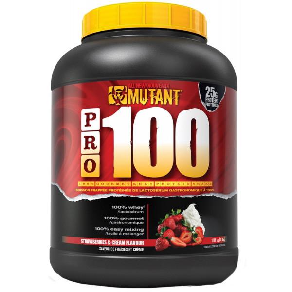 Протеины Многокомпонентные Mutant PRO 100 1,8 kg