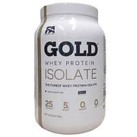 Протеины Изолят Fitness Authority Gold Whey Isolate 908г