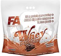 Протеин Сывороточный Fitness Authority Whey protein 4540 г