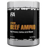 Аминокислотные комплексы Fitness Authority Xtreme Beef Amino  600 tab