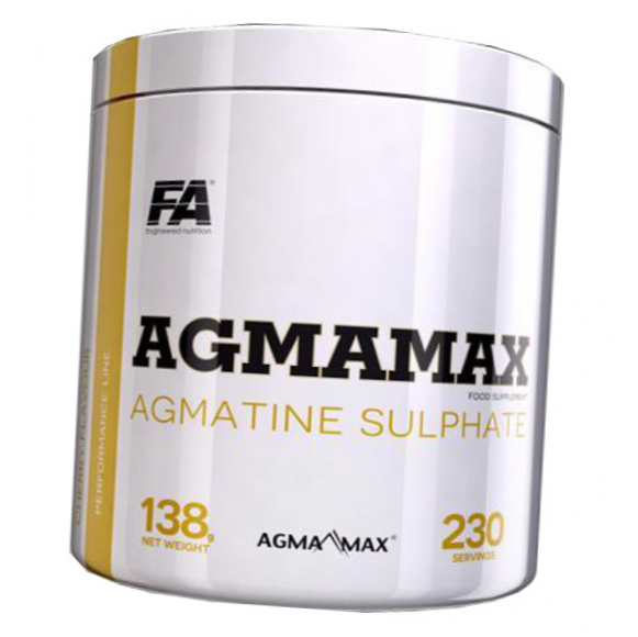 Аргинин Fitness Authority Agmamax Mint 138г