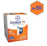 Тест-полоски Contour TS 50 шт.