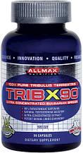 Трибулус террестрис AllMax Tribx90 90 капс