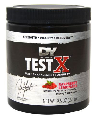 Анаболические комплексы Dorian Yates Nutrition Testx 270г