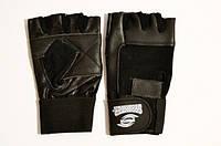 Перчатки спортивные, для зала Lucky-Sport Атлетические перчатки (без пальцев)