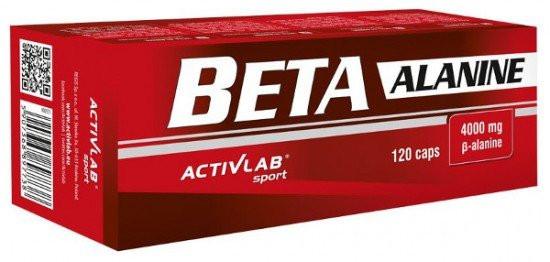 Бета-аланин Activlab Beta Alanine  120 caps