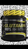 Глютамин BioTech 100% l-glutamine 240 г