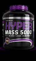Гейнеры BioTech Hyper mass 5000 4000 г Малина-йогурт