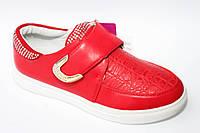 Модные туфли в школу для девочек фирмы Meekone (разм. с 32 по 37)
