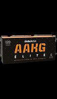Оксид азота, AAKG BioTech Aakg elite 120 капсул