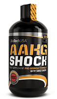 Оксид азота, AAKG BioTech Aakg shock 1000 мл