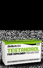 Анаболические комплексы BioTech Testandrol 210 таблеток