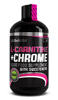L-карнитин Biotech L-carnitine + chrome 500 мл