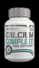 Минеральные комплексы BioTech Calcium complete 90 капсул