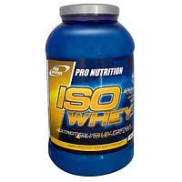 Протеин Сывороточный Pro Nutrition Iso Whey  2 kg vanilla