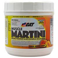 Аминокислотные комплексы German American Technologies Muscle martini 365 г  ягодный микс