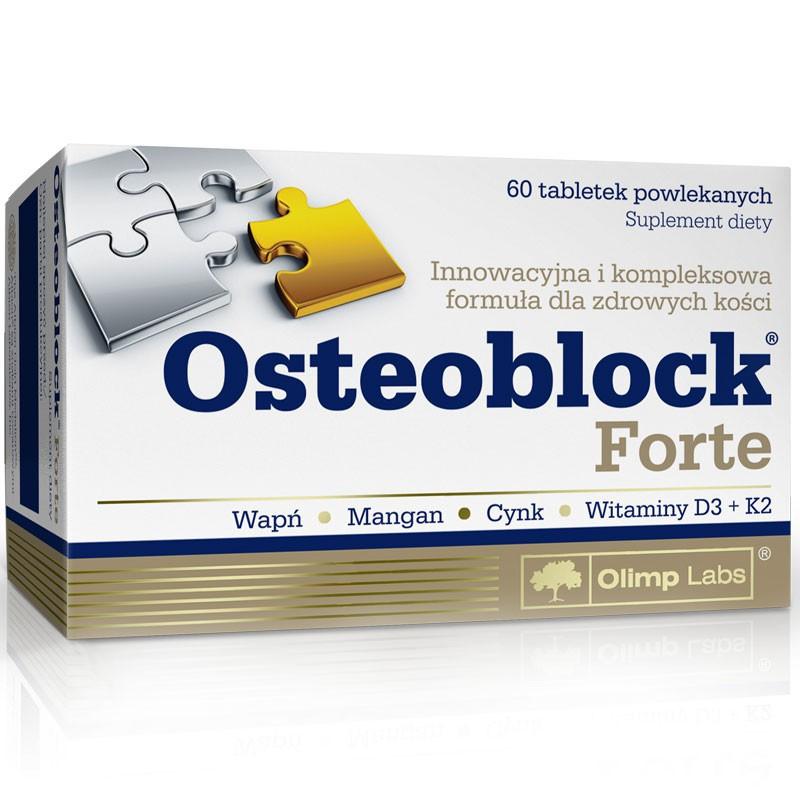 Витаминные и минеральные комплексы OLIMP Osteoblock Forte  60 tab