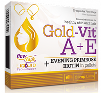 Витамины для Женщин OLIMP Gold Vit A+E 30 caps