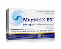Витамин Б OLIMP MagMax B6  50 tab