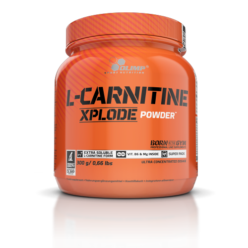 L-карнитин OLIMP L-Carnitine Xplode powder  300 g
