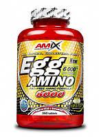 Аминокислотные комплексы Amix nutrition Egg amino 6000 tbl 120 tablets